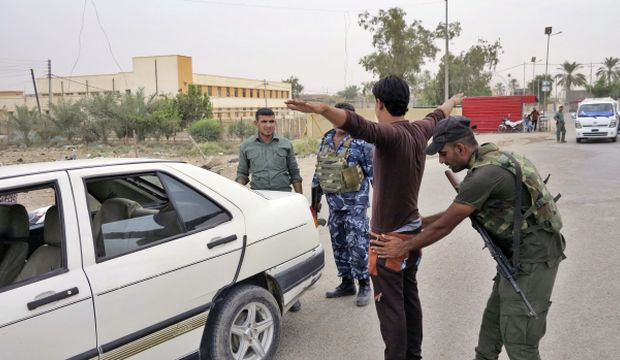 Iraq imposes curfew in Ramadi, fearing militants