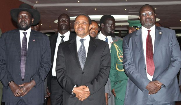 South Sudanese factions make progress on political agreement: sources