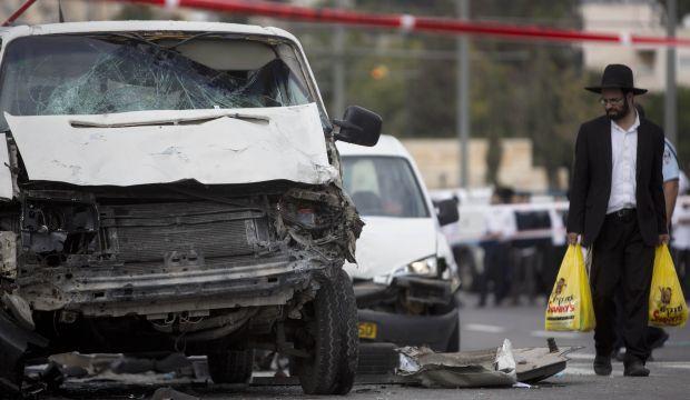 Palestinian man kills one in Jerusalem car attack: police