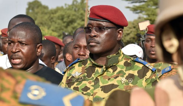 Army officer takes charge in Burkina Faso, ousting general