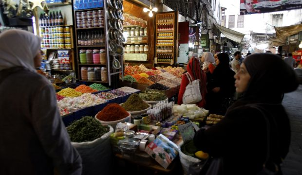 Syrians turn to herbal remedies as cost of medicine soars
