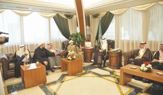 Qatif dignitaries condemn killing of Saudi soldier