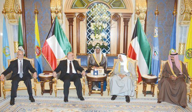 Abadi concludes Kuwait visit