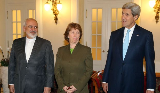 Kerry in Geneva for nuclear talks with his Iranian counterpart