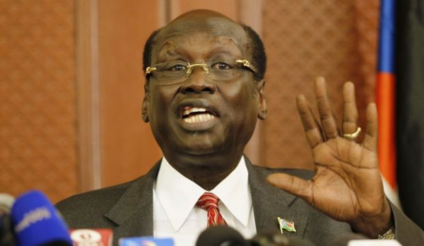 South Sudan FM: More dialogue with rebels needed