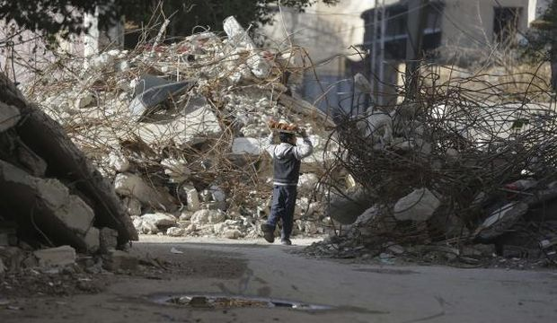 Islamist group seizes Damascus suburb from rivals: monitor