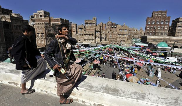 Houthis abduct Yemeni president's chief of staff