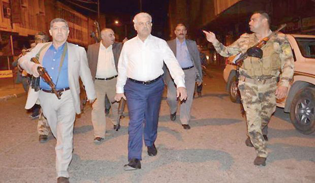 Military planning for liberation of Mosul complete: Nineveh governor