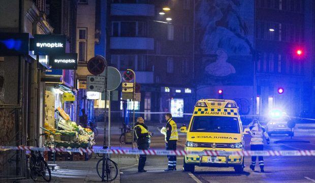 Police kill man believed behind 2 shootings in Copenhagen