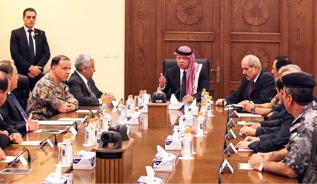 """King of Jordan vows """"relentless"""" war on ISIS"""
