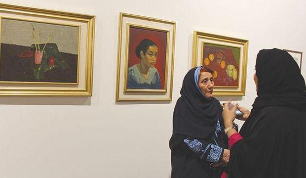 Jeddah exhibition tells the story of art in Saudi Arabia