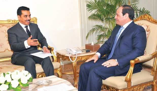 Sisi: If Egypt falls, so does the Middle East
