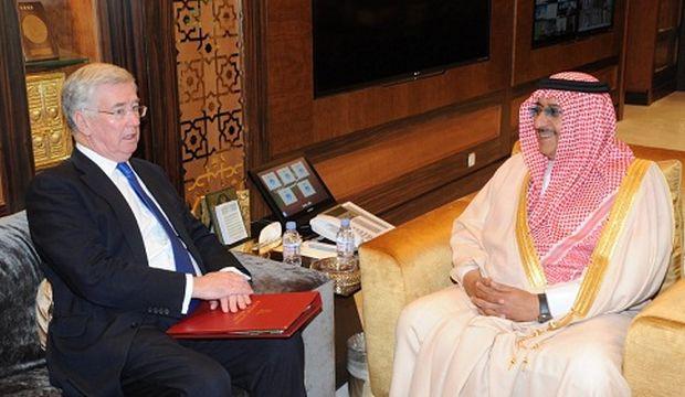 Enhanced British military presence in region will benefit Gulf: British defense minister