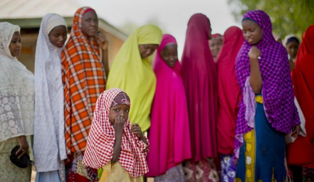 Nigerians turn out en masse to vote in presidential election