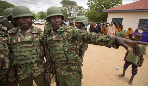 Kenya says destroys two Al-Shabaab camps in Somalia