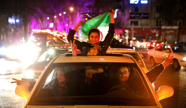 """Iran's Nuclear Drama: From """"Death to America"""" to """"Anxious Hearts"""""""