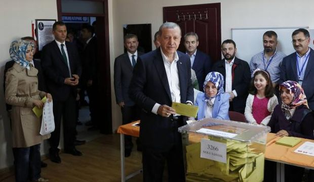 Turks vote in election set to shape Erdogan's legacy