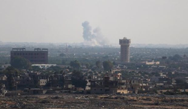 Egypt launches airstrikes against ISIS affiliate in Sinai