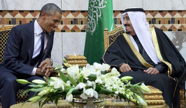 Opinion: King Salman in Washington
