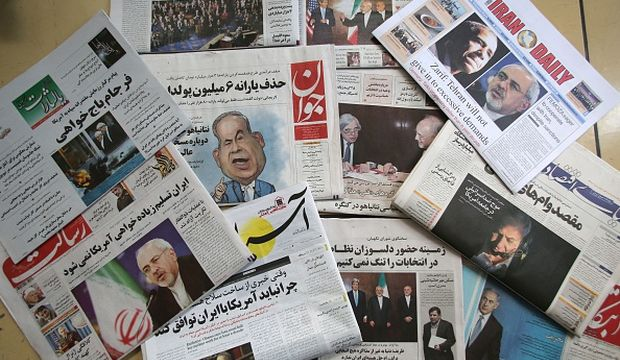 How the nuclear issue divided the Iranian media