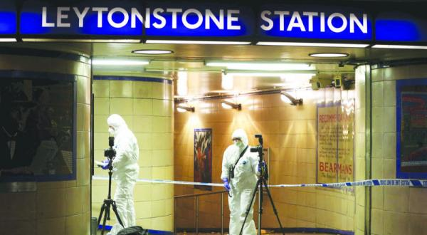 Stabbing Incident Brings Terrorism to London and 700 Police Protect the London Underground