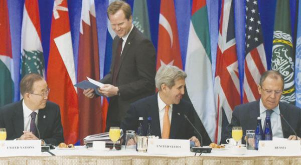 UN Roadmap for Syria, and a Truce and Negotiations at the Beginning of the Year