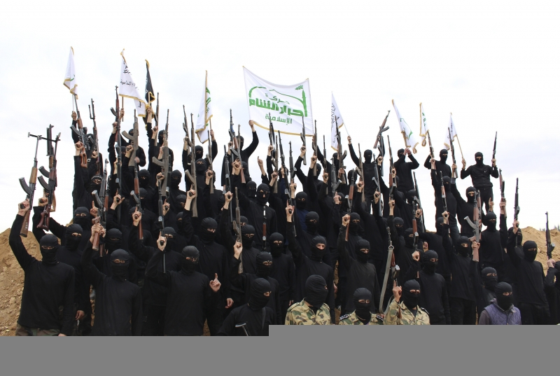 Seven Killed by Bomb Targeting Ultraconservative Syrian Insurgents