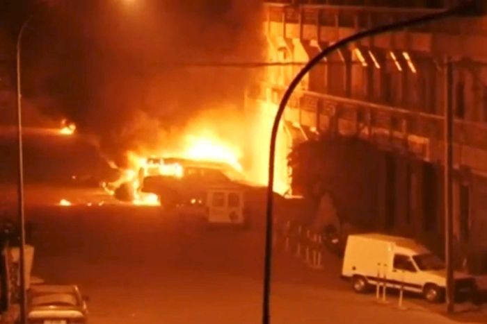 27 Killed in Burkina Faso Hotel Attack
