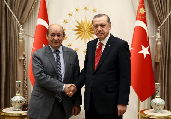Erdogan Says Attempted ISIS Attack Vindicates Iraq Deployment