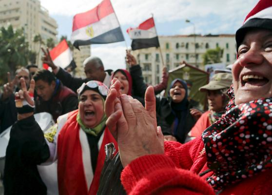 """Opinion: How Will History Consider the """"Arab Spring""""?"""