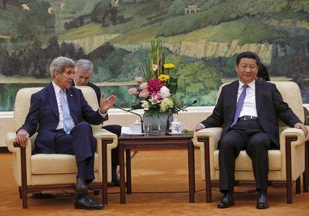 Kerry to Press China over N. Korea