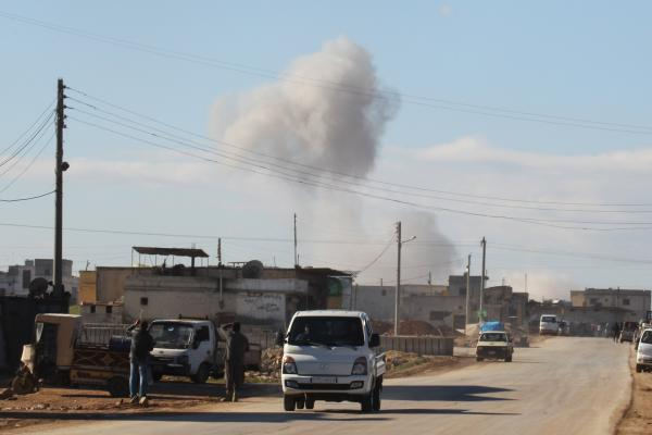 US-led Coalition Conducts 11 Strikes in Syria, 15 in Iraq