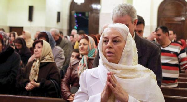 Government Bodies in Iran Convert Church to Hussainia
