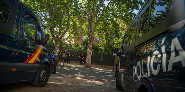 Nine Arrested for Association with PKK in Spain
