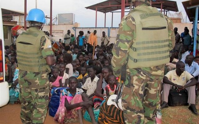 18 Dead in S.Sudan Fight in UN Base Sheltering Civilians