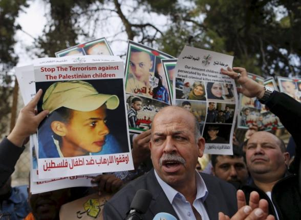 Two Israeli Teens Convicted for Palestinian Youth's Murder