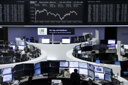 European Shares Suffer Fresh Commodities-Related Blow