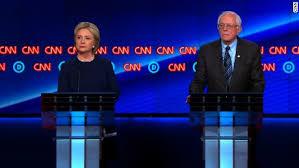 Fierce Democratic Debate between Clinton, Sanders in Michigan
