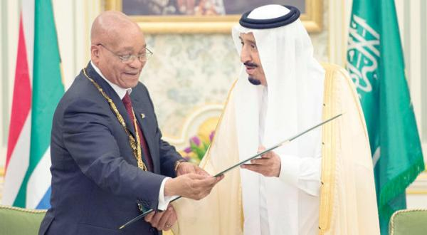 Collaboration and Counterterrorism Mark the Saudi Arabian-South African Summit