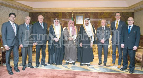 HRH King Salman Honors Winners of King Faisal International Prize