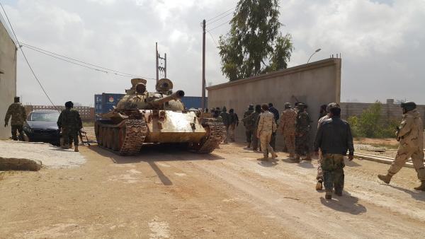 Italy Reveals Military Meeting on Libya…UK Denies Sending Troops