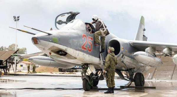 Moscow Continues Withdrawing Munitions from Syria