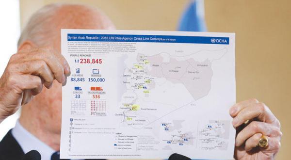 Syrian Peace Talks to Start on Monday