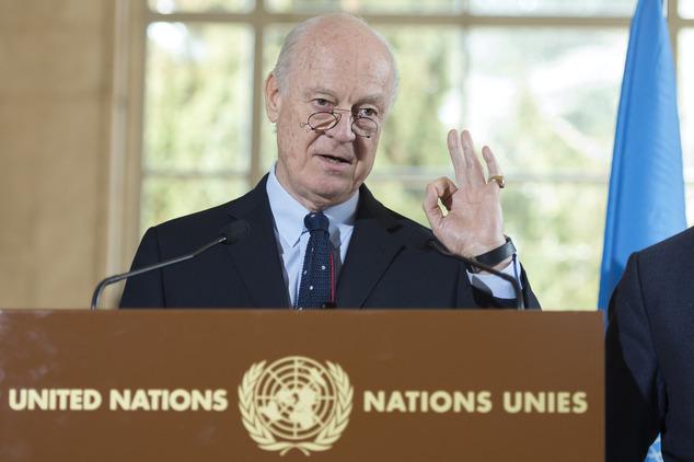 Syrian Opposition Hopes for Progress in Peace Talks Agenda