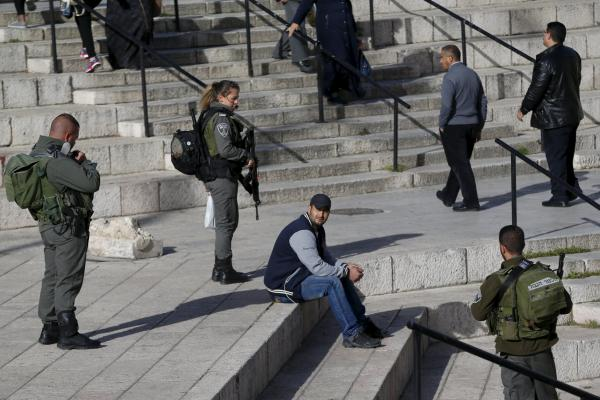 Two Palestinians Killed after Stabbing Israeli Woman