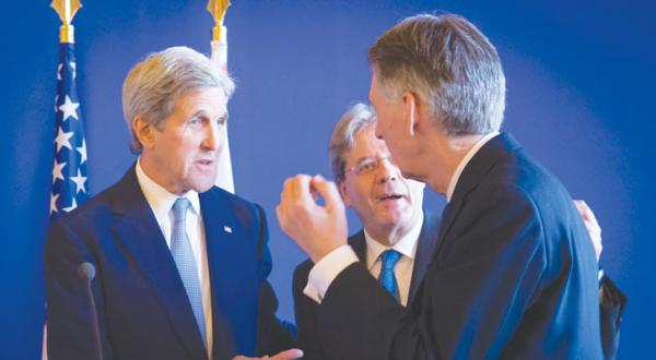 Western Support for the Syrian opposition on the Eve of Geneva Talks