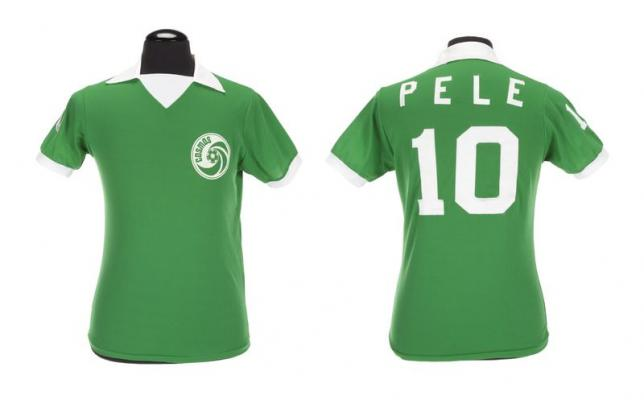 Pele to Auction off Career Memorabilia Including World Cup Winning Medals