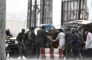 Kabul's attack