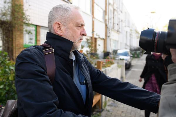 Britain's Labor Party Launches Anti-Semitism Inquiry