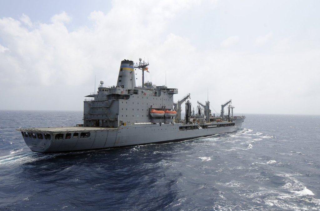 Admiral Donegan: Al-Qaeda, ISIS, and Houthis Threaten Naval Security